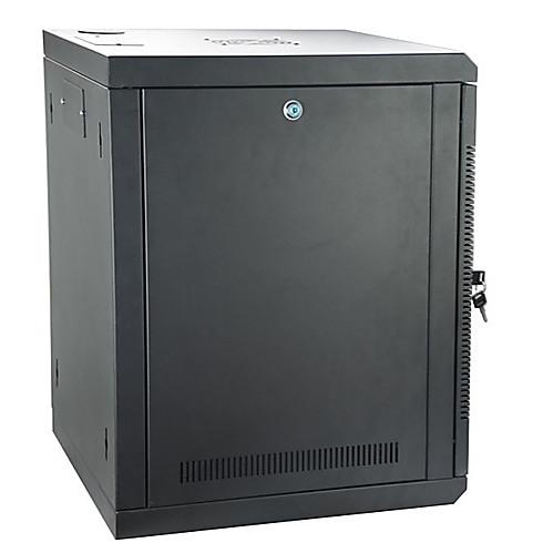 12u 12ru 19 19 Inch Server Network Data Rack Wall Mount Cabinet 500mm Deep Ebay