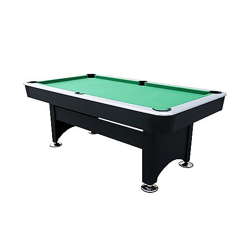 7ft pub size pool table snooker billiard with full accessories package green ebay - Billiard table accessories ...