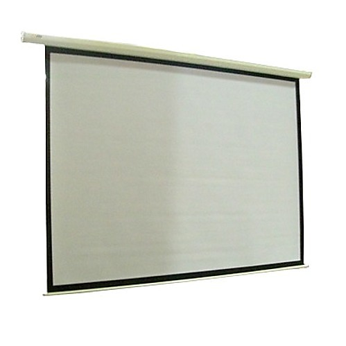 New 150 Quot Electric Projector Screen W Remote Tv Dvd Ebay